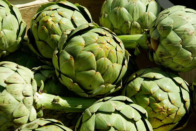 6 Great Health Benefits of Artichokes