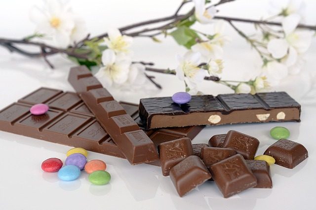 Is there Gluten in Chocolate Bars?