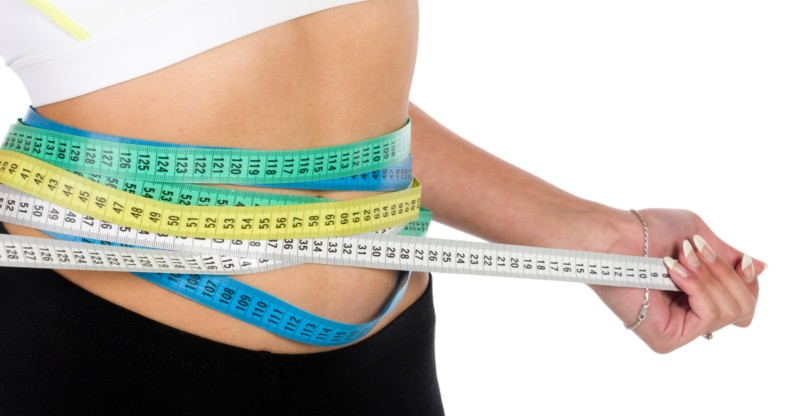 fit-belly-and-tape-measures-girl-weight-loss